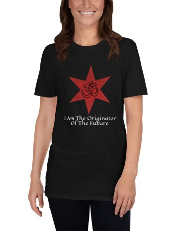 I Am The Originator Of The Future ( Unisex T-Shirt )